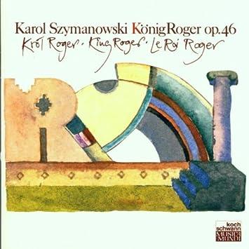 Risultato immagini per king roger koch schwann cd
