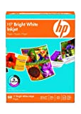 HP Business Communications Inkjet Paper, Bright White, Letter Size (8.5 x 11), 500 per Ream (20300-0), Office Central