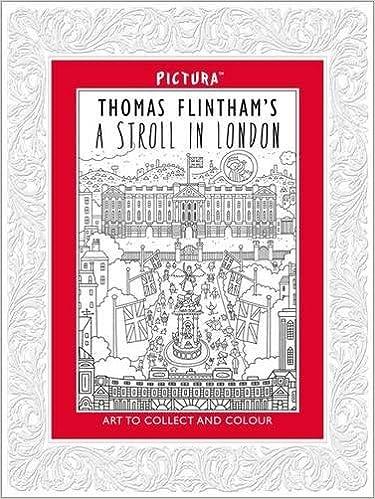 Pictura A Stroll In London Thomas Flintham 9781848776050 Books