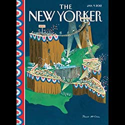 The New Yorker, January 9th 2012 (Peter Hessler, Ken Auletta, Simon Rich)