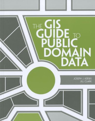 Download The GIS Guide to Public Domain Data ebook
