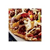 Tyson Non Edge Thin Center Pizza, 3.5 Ounce - 80 per case.