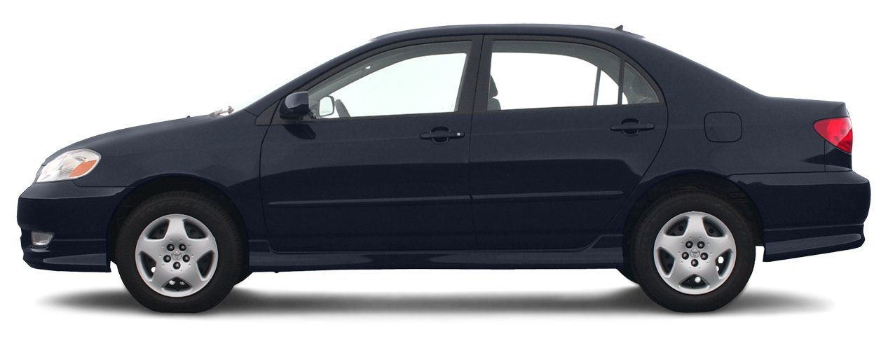 2005 Toyota Corolla CE, 4 Door Sedan Automatic Transmission (GS) ...