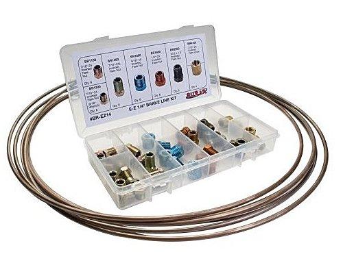 hydraulic line repair kit - 6