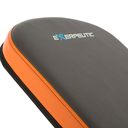 """Exerpeutic 975SL Inversion Table - 350 lbs, 4'9"""" - 6'6"""""""