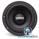 "Sundown Audio SA-6.5 SW D4 6.5"" 200W Dual 4-Ohm"