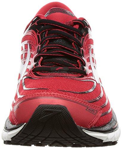 Brooks Mannen Glycerine 15 Loopschoenen Rood (lychee / Zwart / Wit)
