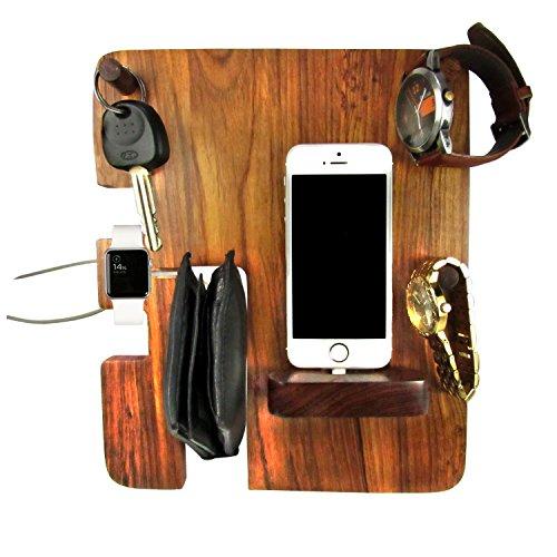 Wooddypeople Natural Sheesham Wood Handmade Multi Purpose Stand