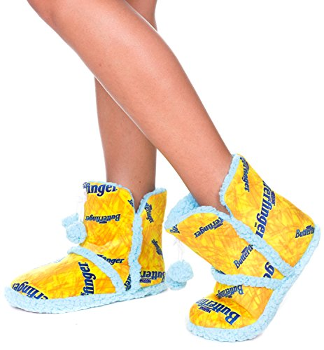 nestle-womens-cozy-plush-slipper-boots-small-medium-butterfinger