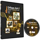 Urban Art Backgrounds-Vector Clip Art Images-Grunge Urban Background-City/Building Clipart Illustration-Graphic Design DVD