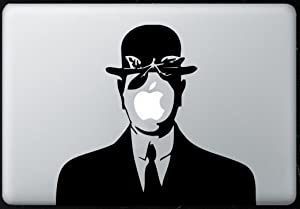 Son of Man - Sticker Decal MacBook, Air, Pro All Models.