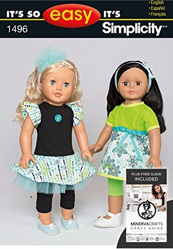 Clothing Doll Simplicity (Simplicity It's So Easy 18