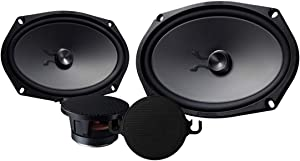"Kenwood KFC-XP6902C 6x9 + 2-3/4"" Component Speakers"