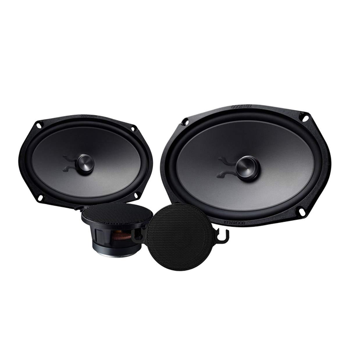 Kenwood KFC-XP6902C 6x9 2-3//4 Component Speakers