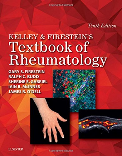 Kelley and Firestein's Textbook of Rheumatology, 2-Volume Set, 10e (Kelleys Textbbok of Rheumatology)