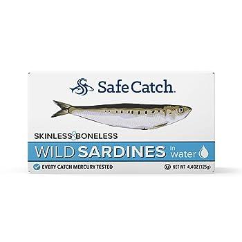 Safe Catch Canned Sardine
