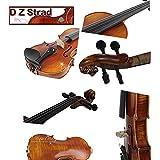 "D Z Strad viola Model 120 with Strings, Case, Bow, Shoulder Rest, and Rosin-16.5"" (16.5"")"
