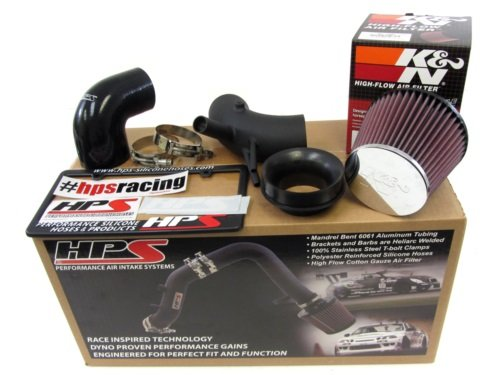 HPS 27-201WB Short Ram Air Intake ()