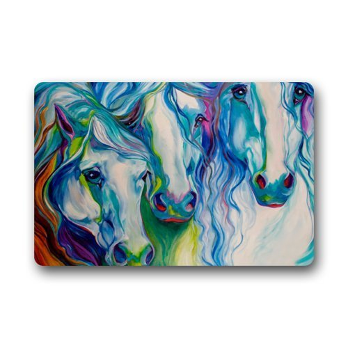 Abstract Watercolor Non woven Outdoor Bathroom product image