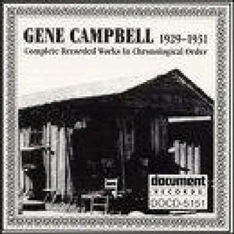 Complete Recorded Works, 1929-1931