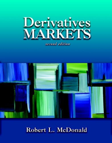 Derivatives Markets (2nd Edition)