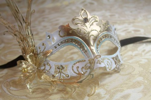 Image result for angel masquerade mask