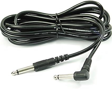 longyitrade - Cable Amplificador para Guitarra eléctrica (1 Unidad ...