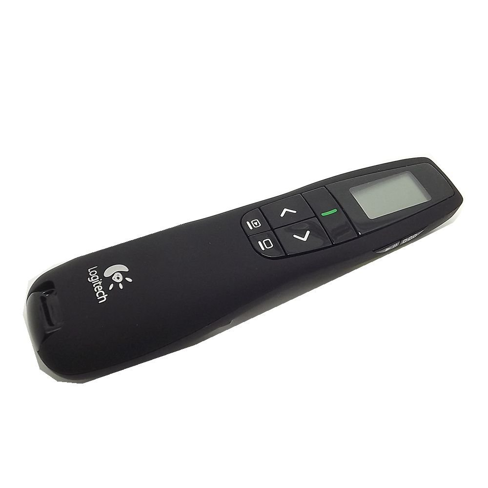 Logitech professional presenter r700 helps you give exceptionally good - Logitech Professional Presenter R800 With Green Laser Pointer Amazon Co Uk Diy Tools