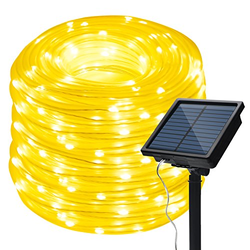 Best Solar Led Rope Lights in US - 6