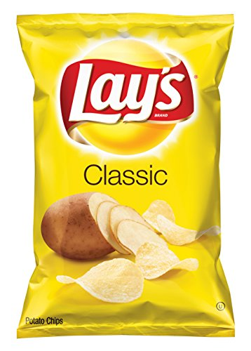 Lay's Classic Potato Chips, 8 Ounce -