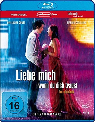Liebe mich, wenn Du Dich traust [Blu-ray] [Alemania]