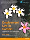 Employment Law in Context, Brian Willey, 1408270471