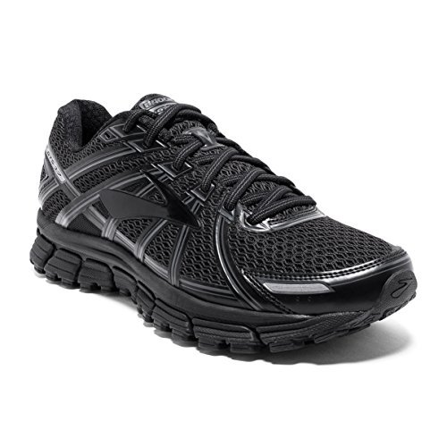 Brooks Adrenaline GTS 17 Black/Anthracite Men's Running Shoes