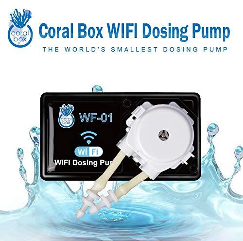 Coral Box WiFi Dosing Pump WF-1 Single Head