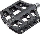 VP Components VP-Vice Pedal Set, MTB BMX Bike Pedals, 9/16-Inch...