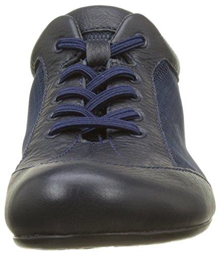 Camper Peu Summer Senda, Zapatillas para Mujer Azul (Dark Blue 020)