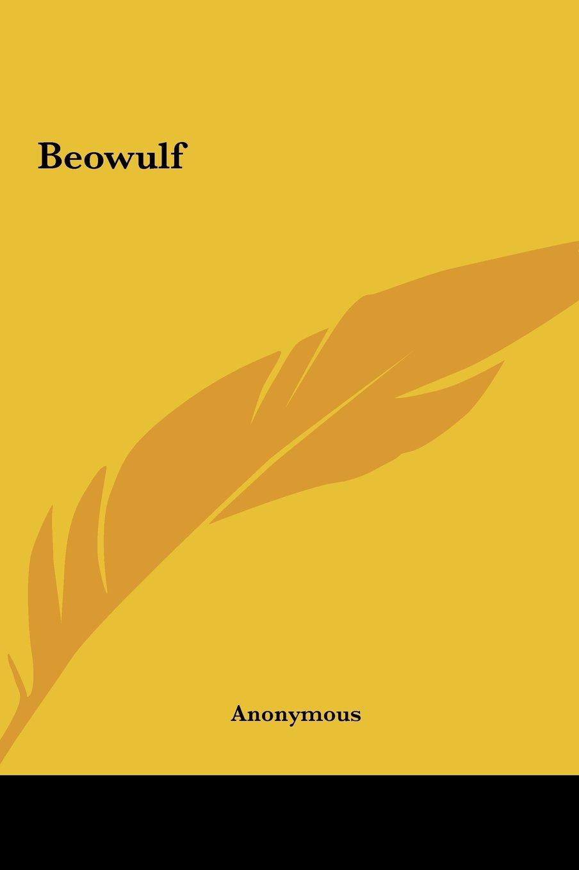 Read Online Beowulf pdf