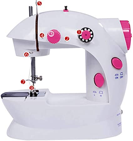 Bathrooms Eléctrica Mini Mquina de Coser Porttil Mquina de Coser ...