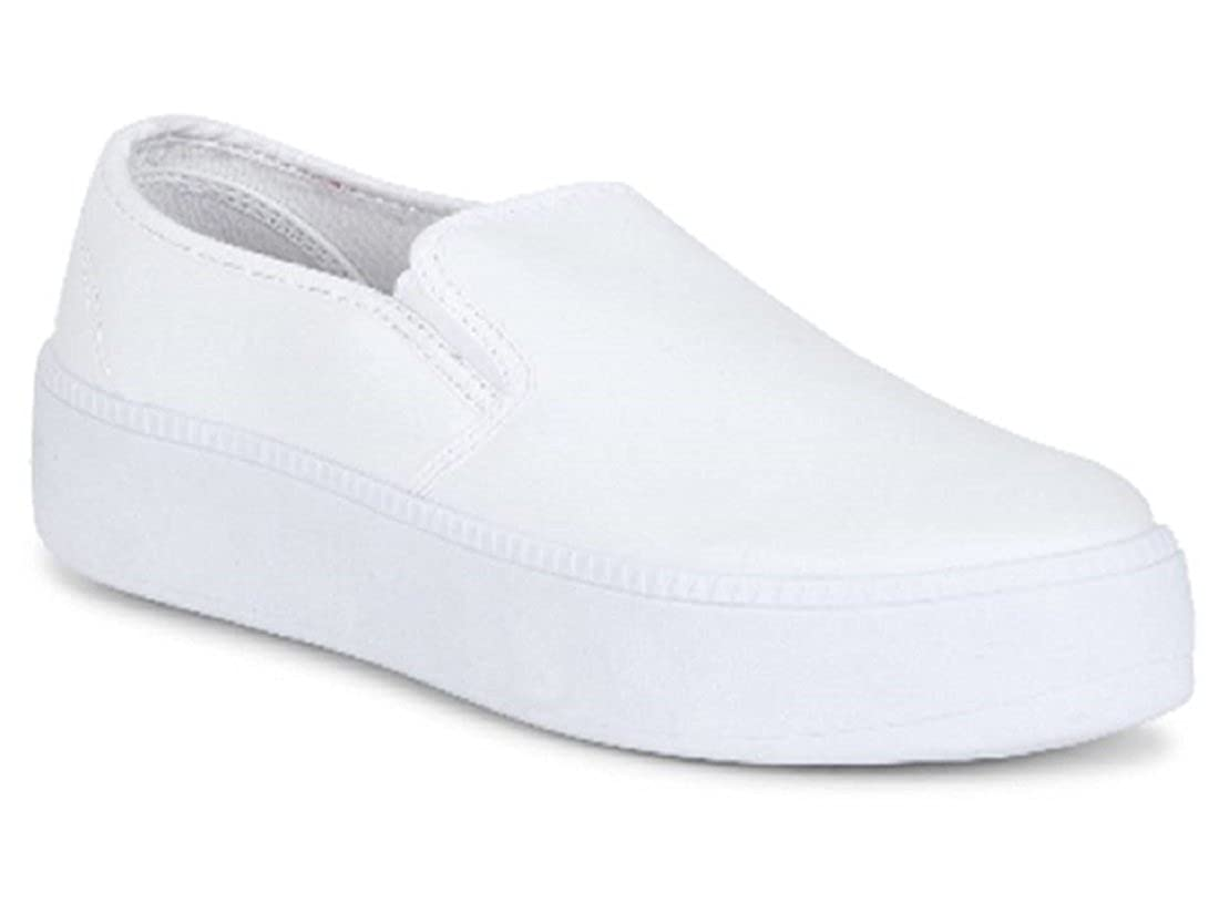 White Shoes Without LACE(Size