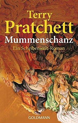 Mummenschanz: Ein Scheibenwelt-Roman Taschenbuch – 1. Juni 2002 Terry Pratchett Andreas Brandhorst Goldmann Verlag 3442452600
