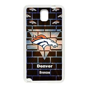 HDSAO Denver Broncos Fashion Comstom Plastic case cover For Samsung Galaxy Note3