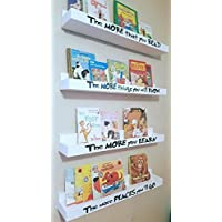 Dr Seuss Floating Book Shelves