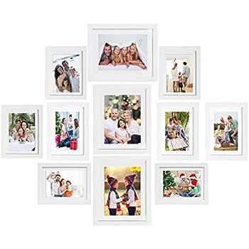 Amazon.com - Voilamart Picture Frames Set of 11, Multi Pack Photo ...