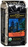 Caffe Sanora Organic Antioxidant-Rich, Espresso Roast Whole Bean Coffee, 12-Ounce Bags (Pack of 3) Review
