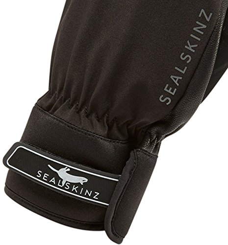 Sealskinz All Season Glove, Black, L Photo #6