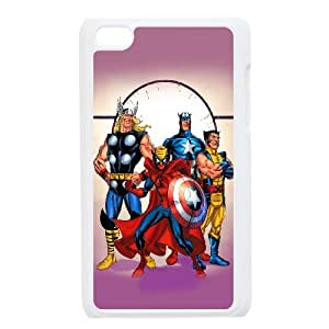 The Avengers Theme Series Phone Case For iPod Touch 4