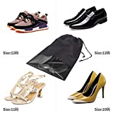 24PCS Travel shoe bags non-woven with rope for men