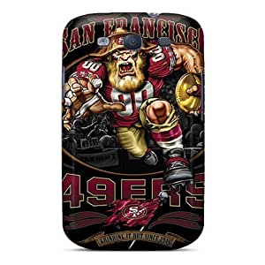 Awesome Design San Francisco 49ers Hard Case Cover For Galaxy S3