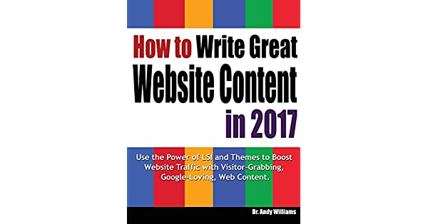 Amazon.com: How to Write Great Website Content in 2017 ...