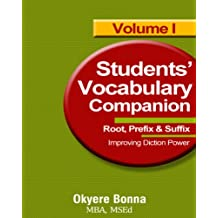 Student Vocabulary Companion 1